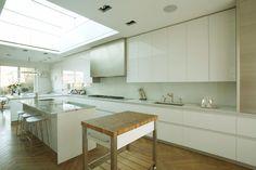 #Kitchen at the #OakHillAvenue Project, London.