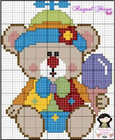 Urso palhaço1
