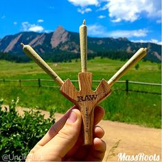 Have you ever dreamed of smoking three joints or blunts at once? Your dreams have now come true.