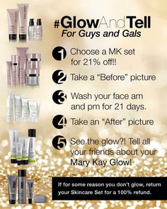 Contact me to customize the right set for your skincare needs.