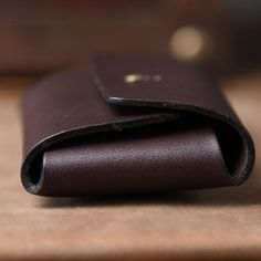 Handmade Leather Mens Cool Coin Change Leather Wallet Men Small Wallets Card for Men Leather Card Case, Leather Wallet, Handmade Leather, Leather Craft, Coin Wallet, Small Wallet, Leather Men, Keys, Wallets