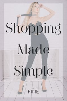 We scale online stores that sell to women!  Your business could be our next success story!  Our Free Mini-Course on How to Optimize your online store for MAX conversions. Let's help you convert those store visitors into buyers!! BEST OF ALL - It's FREE!! Success Story, Make It Simple, Fashion Online, Scale, Business, Mini, Free, Shopping, Women