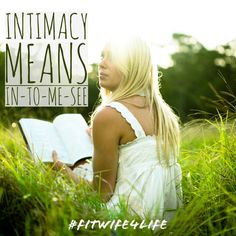 Intimacy means in-to-me-see #intimacy #intomesee #staymarried #relationshipgoals #bridalicious #fitwife4life @fitwife4life