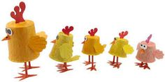 Image result for chicken craft