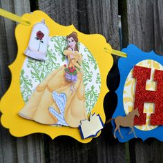 Be Our Guest Beauty and the Beast Banner / by NishsCreations Beauty And Beast Birthday, Beauty And The Beast Theme, Beauty Blender Tips, Bday Girl, Name Banners, Party Themes, Theme Ideas, Party Ideas, Yellow Pattern