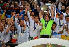 Real Madrid top Forbes list for third straight year