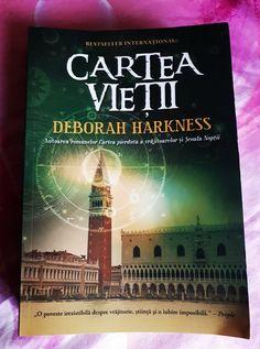 Cartea Vieții, de Deborah Harkness