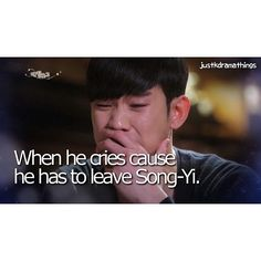 """[Recap] Heartache Takes Center Stage in """"Man from the Stars"""" My Love From Another Star, South Korea Travel, Drama Fever, I Want To Cry, Stars Then And Now, Best Kpop, Korean Star, Confessions, Boy Groups"""