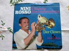 Nini Rosso - Il Silenzio Abschiedsmelodie/Der Clown - Hansa 18 316 AU 1965