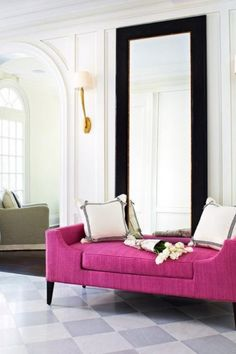 5 Ways To Add Color To A Room | theglitterguide.com