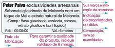 Peter Paiva | Etiqueta de segurança para produtos artesanais