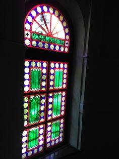 My new steinedglass window  Budapest Németh Zsuzsa #ólomüvegablak #ólomüveg #steinedglass #steinedglasswindow