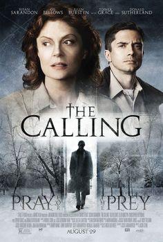 The Calling (2014)Dir. Jason Stone Susan Surandon, Topher Grace, Gil Bellows