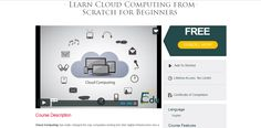 Learn Cloud Computing Online! 100% FREE! Enroll Now!! details for MORE FREE COURSES visit our website. www.eduonix.com
