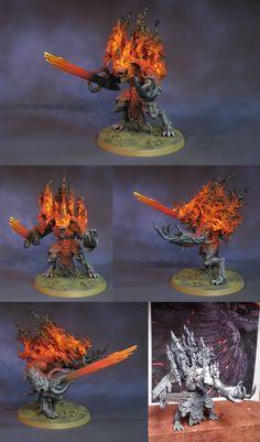 Daemon Prince (Burning Lord)