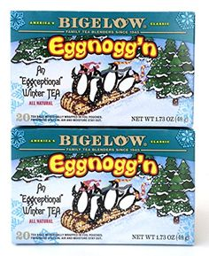Bigelow Eggnoggn Tea 173 Box Pack of 2 >>> For more information, visit image link. Note: It's an affiliate link to Amazon.