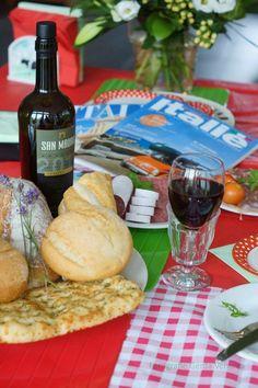 Aan tafel!  #inspiratie #italie