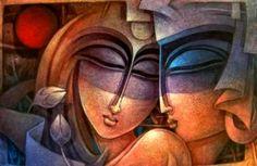 Sensual. Artist: Nityam Singha Roy