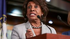 Rep. Maxine Waters for not taking shit from assholes. Thank you for your service to our country.