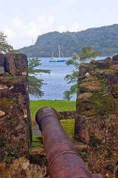 PORTOBELO, Colón Province, Panama