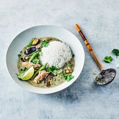 A quick and easy Authentic Thai Green Chicken Curry recipe, from our authentic Asian cuisine collection. Find brilliant recipe ideas and cooking tips at Gousto