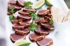 For fish lovers there& nothing quite like grilled Tuna and this recipe does not disappoint. Ahi Tuna Steak Recipe, Tuna Steak Recipes, Tuna Steaks, Fish Recipes, Seafood Recipes, Asian Recipes, Macro Recipes, Balsamic Glaze Recipes, Balsamic Marinade