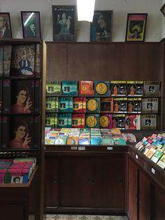 Record Store (Casablanca, 2018)