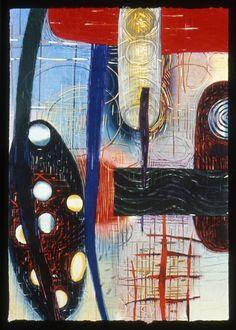 Karen Kunc , Hanging Rain, 1994
