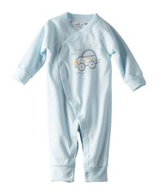 Available exclusively online from Hallmark Baby, beautiful Baby clothes including these Baby Boy Race Car Long Sleeve One Piece made of 100% soft brushed cotton