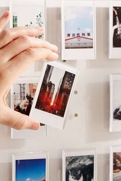 Instax Acrylic Multi Picture Frame | £38 | Buy now: https://www.urbanoutfitters.com/en-gb/shop/instax-acrylic-multi-picture-frame?category=gifts-for-her&color=100