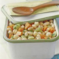 Cilantro Three-Bean Salad  I substitute Ideal Brown Sugar - yummy