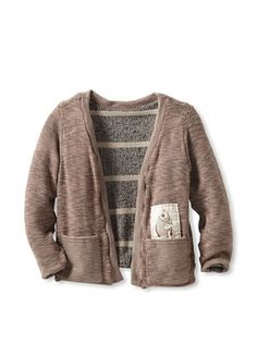 57% OFF neve/hawk Kid's Boone Reversible Grandpa Cardigan