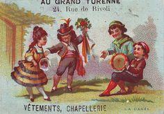 CHROMO AU GAND TURENNE - LA DANSE - ROMANET - RO3-67 | par patrick.marks