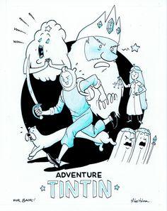 Adventure Tintin