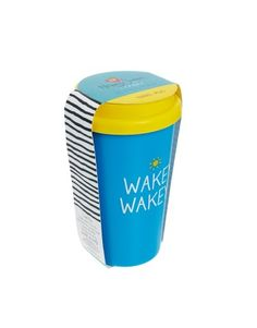 Happy Jackson | Happy Jackson Wakey Wakey Travel Mug, Would this make a good gift? http://keep.com/happy-jackson-happy-jackson-wakey-wakey-travel-mug-by-molly_stein/k/1B0wQBgBOP/