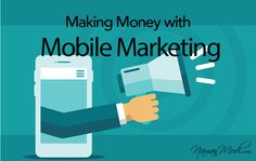 How can you make money through #MobileMarketing? This #Article discusses some of the options. It is no secret that the use of mobile devices is on the rise, and the world is moving towards a mobile gadget-driven economy. As a business, you need to abreast with these changes and take necessary steps to keep you ahead of the #MarketingGame. The mobile marketing industry is relatively new and many who want to venture into this field may have no idea what it is all about and how it works. What…