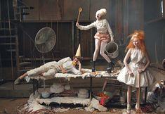 Little Girl & Boy Lost 2 : ディズニー映画や童話がコンセプトのファッションアート集【壁紙】 - NAVER まとめ