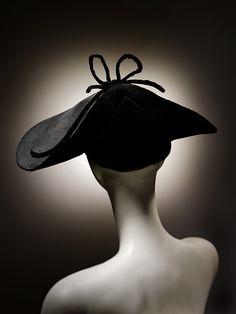 Lucas Otto, Black Straw Hat, 1954.