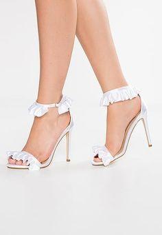 BE MINE PANSY 2 - Sandalias - white