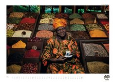 May - Earth Defenders - The 2015 Lavazza Calendar by Steve McCurry