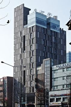 Urban Boutique Hotel / BANG by MIN