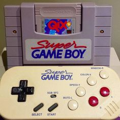 Shared by sixteen_bit #retrogames #microhobbit (o) http://ift.tt/1PJJPQP #rcea2z letter of the day is Q. __________________________________________  Q is for Qix. When somebody says Game Boy I immediately think of this game. The amount of time I spent as a kid playing this one in the back seat of a car cannot be measured. Now I no longer own an old brick Game Boy so my Super Game Boy will do just fine.  #qix #gameboy #supergameboy #hori #snes #nintendo #supernintendo #nin10do #ninstagram…