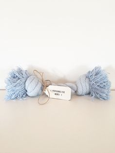 Cotton Rope Dog Toy ~ Handcrafted of high quality natural cotton rope ~ Sustainable sourced natural birch tags can be personalized making a lovely gift ~ China blue colour makes for lovely addition to the toy box or the living room floor Cute Dog Toys, Best Dog Toys, Dog Toys For Boredom, Puppy Room, Large Dog Breeds, Dog Items, Dog Birthday, Dog Sweaters, Cotton Rope