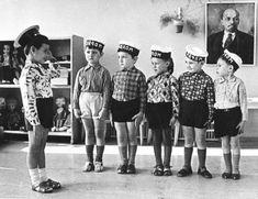 Праздничные утренники в детских садах / Назад в СССР / Back in USSR