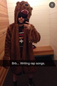 Alright, who gave Pete the Snapchat password? ;D