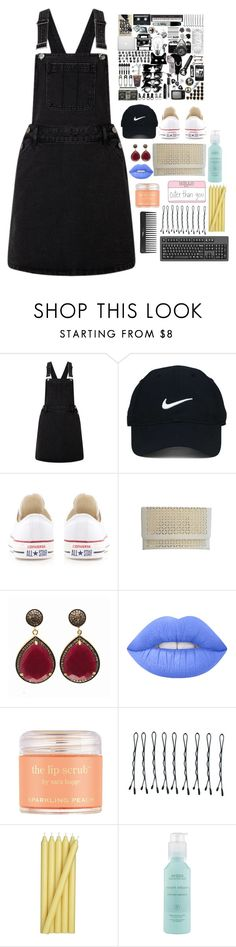 """""""Dedicated to......."""" by zmommyandme ❤ liked on Polyvore featuring Lipsy, Nike Golf, Converse, Blue Candy Jewelry, Lime Crime, Sara Happ, BOBBY, Sephora Collection, Crate and Barrel and Aveda"""