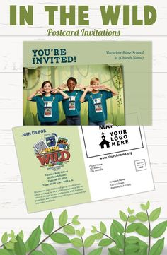 79 Best VBS - In The Wild images in 2019 | School themes