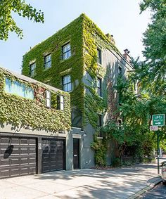 Michelle Williams' Brooklyn townhouse is the stuff of interior dreams