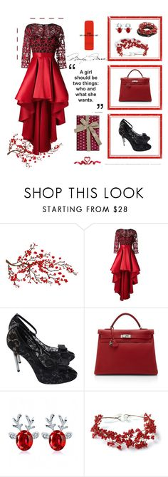 """""""Xmas Eve"""" by xsafnrx ❤ liked on Polyvore featuring Brewster Home Fashions, Par Avion Tea, Christian Pellizzari, L'Wren Scott, Hermès and Erica Lyons"""