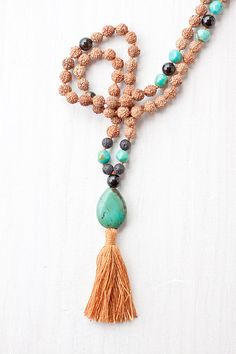 Surfer Mala – Mala Collective | Mala Beads, Malas, Necklaces and Bracelets